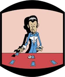 Blackjack factoring